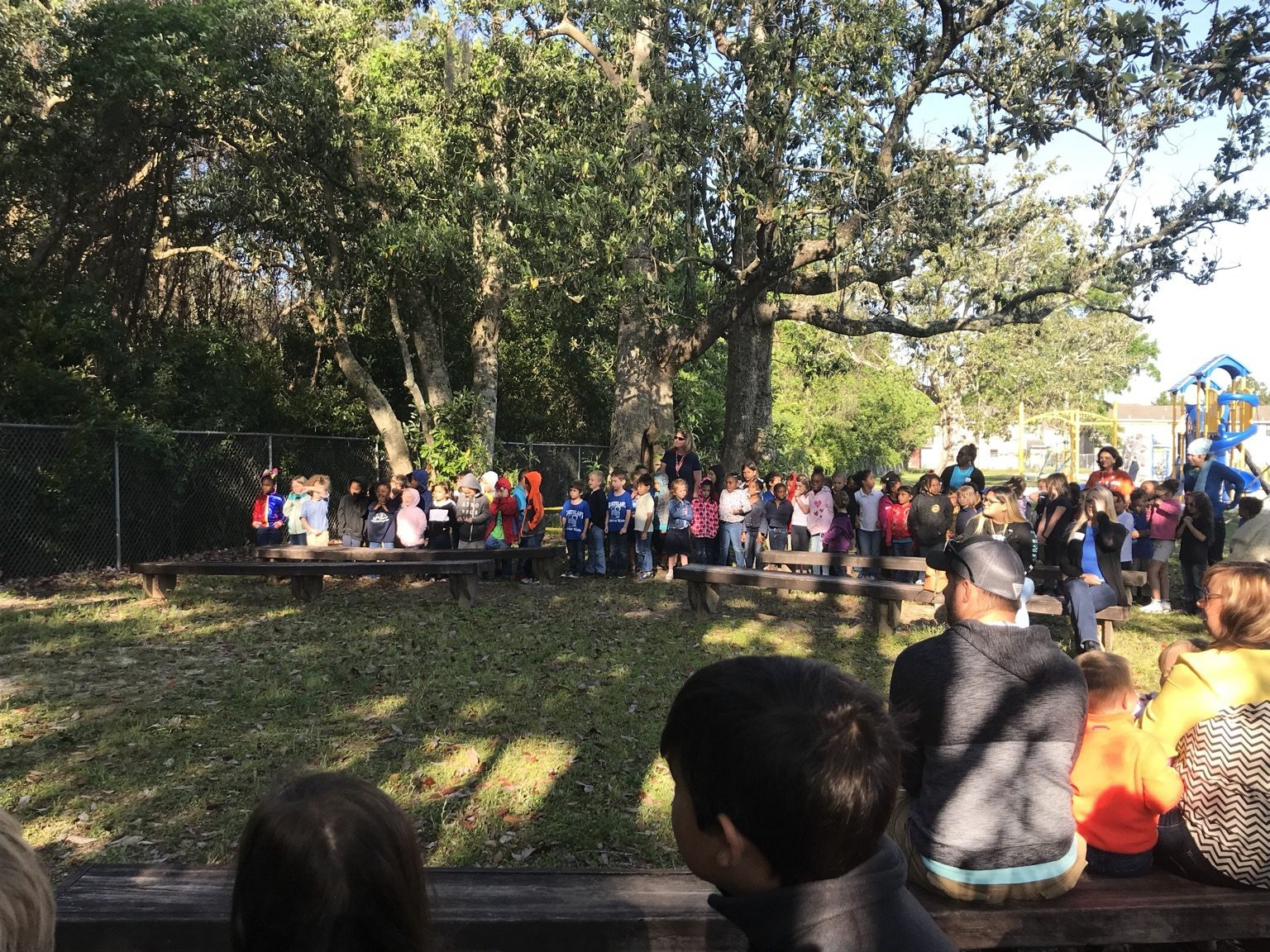 FWF Celebrates Earth Day With Northside Elementary School In Panama City